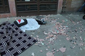 مسئولیت سقوط سنگ نما - مسئولیت ریزش سنگ ساختمان
