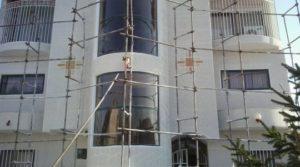 سیمانکاری نمای ساختمان - سیمان کار ساختمان در تهران - سیمانکاری نمای ویلا