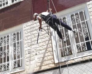 شرکت نماشویی | شرکت شستشوی نما در تهران